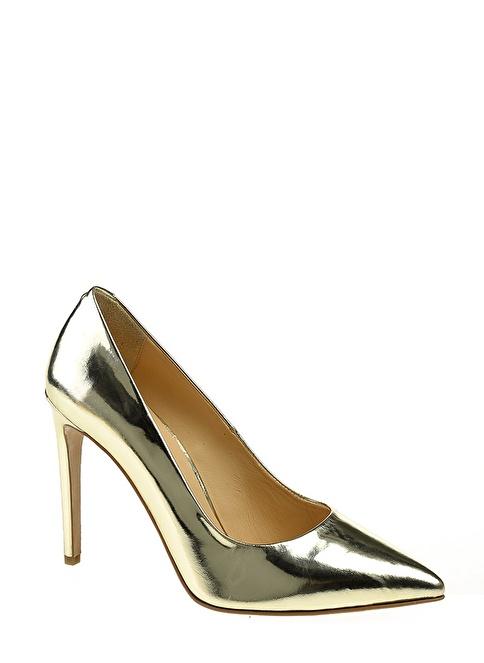 Beymen Studio topuklu ayakkabı Altın